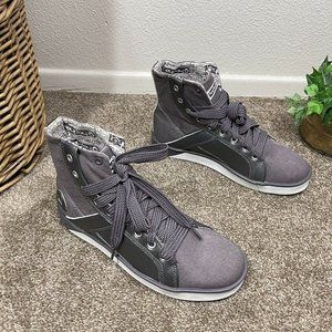 HEYDAY Shift High Top Sneakers Shoe Mens Size 8